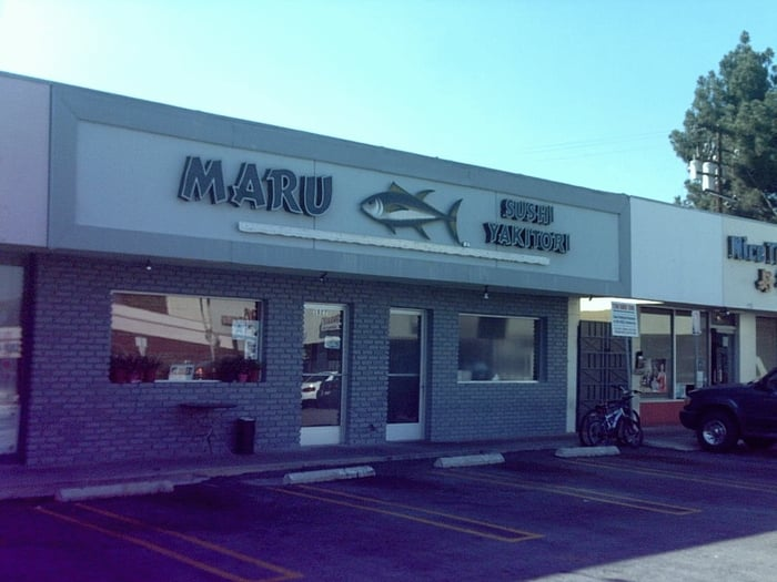 Japanese Restaurant On Baldwin Arcadia