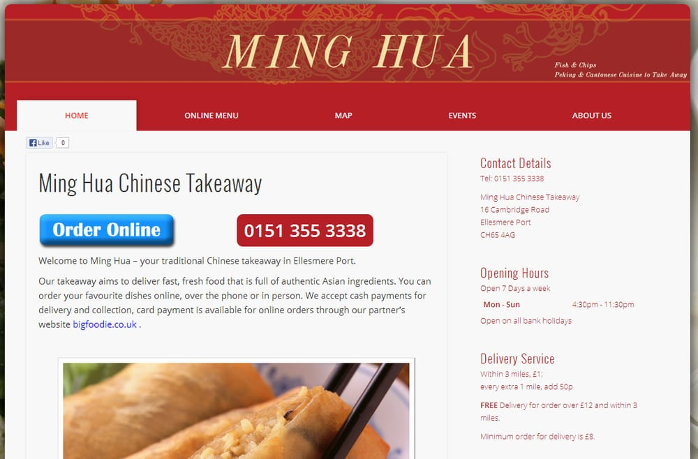 Chinese Food Green Road Cambridge