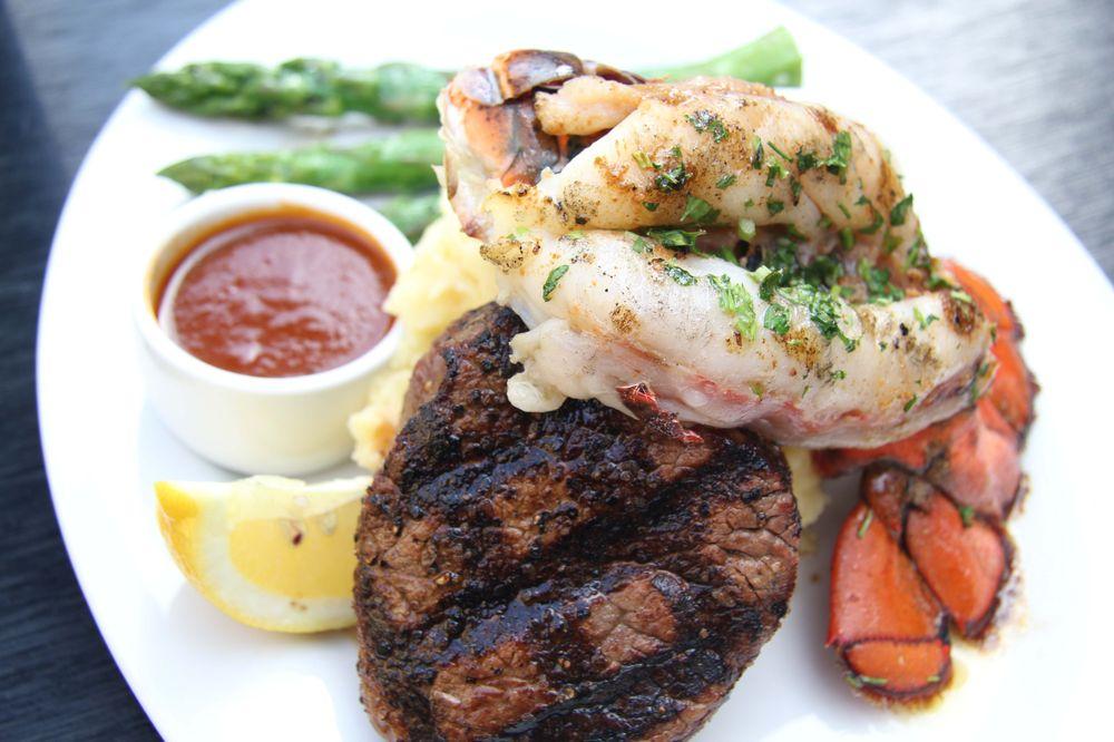 Mozambique Steakhouse: 1740 S Coast Hwy, Laguna Beach, CA