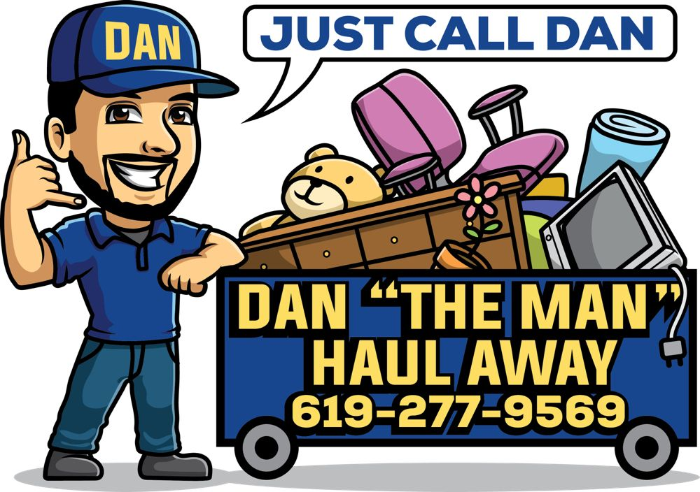 Dan The Man Haul Away