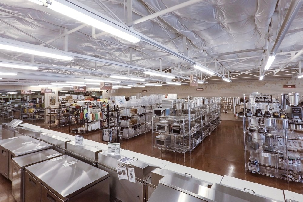 Mission Restaurant Supply: 2524 White Settlement Rd, Fort Worth, TX
