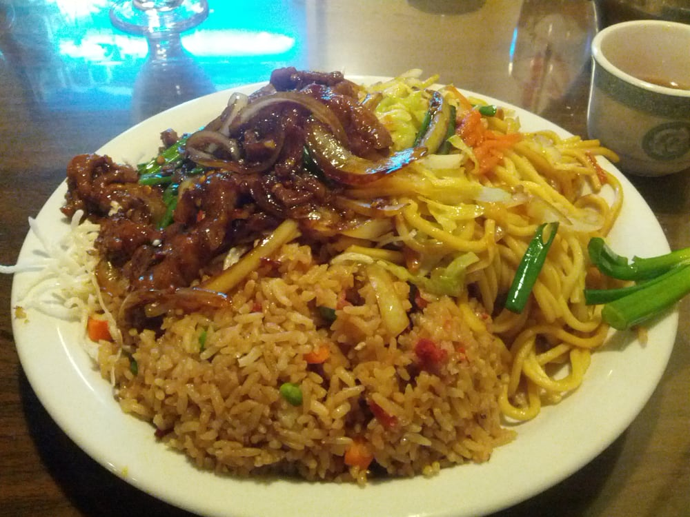 Photo Of Great China Restaurant Kirkland Wa United States Dinner Combo