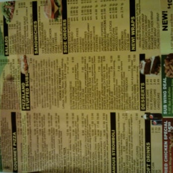 Wilkens Pizza and More Menu - Baltimore, MD Restaurant
