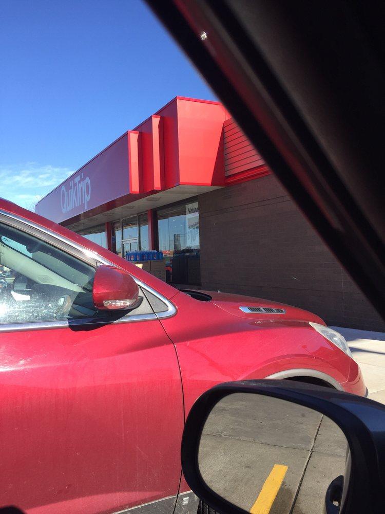 QuikTrip: 1140 W Pearce Blvd, Wentzville, MO