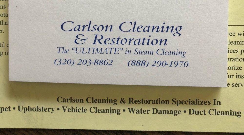 Carlson Cleaning & Restoration: 4313 Plaza Ln, Saint Cloud, MN