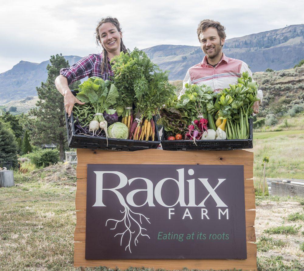 Radix Farm: 2753 W Malaga Rd, Malaga, WA