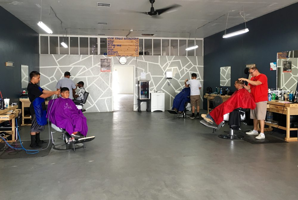 State Street Barbershop: 320 State Ave, Shafter, CA