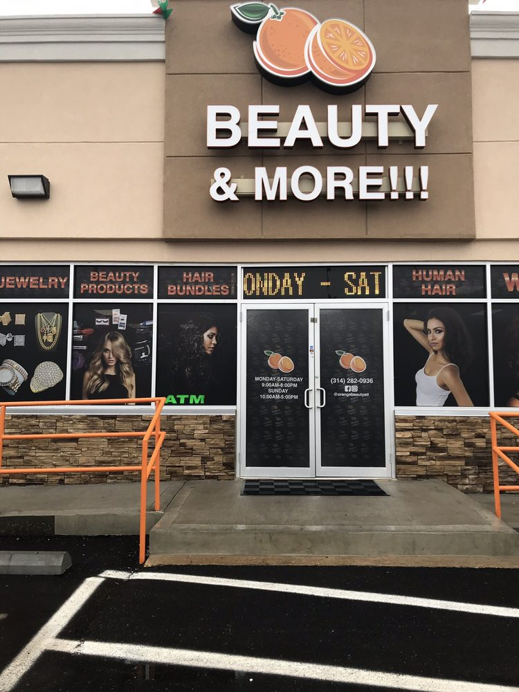Orange Beauty and More: 6800 Natural Bridge Rd, St. Louis, MO