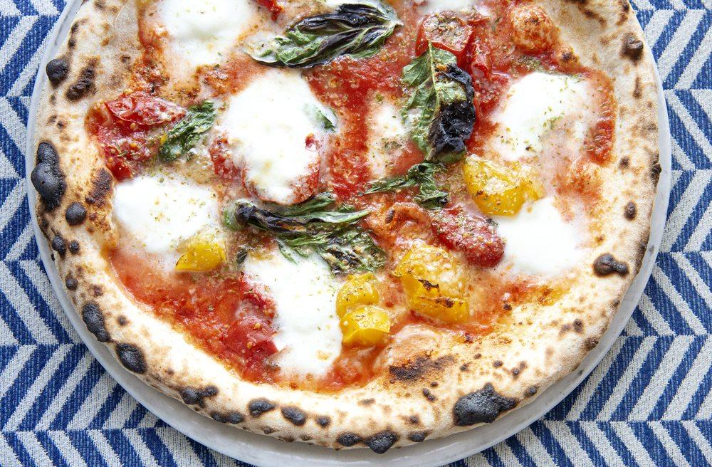 Social Spots from Angelina's Pizzeria Napoletana