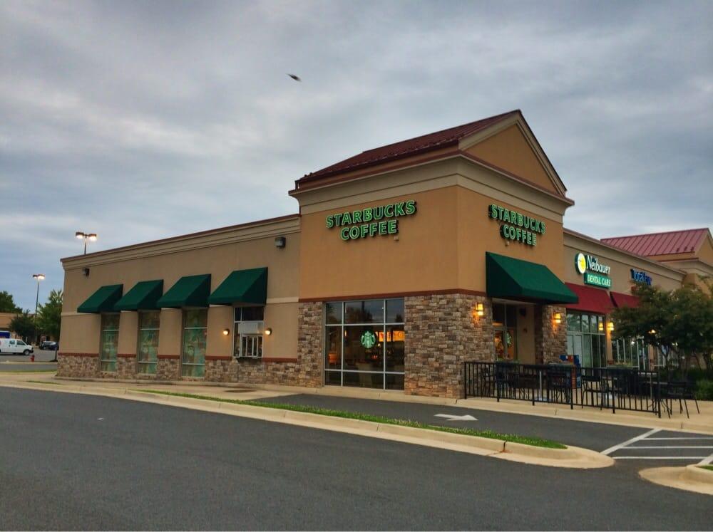 Starbucks: 15185 Montanus Dr, Culpeper, VA