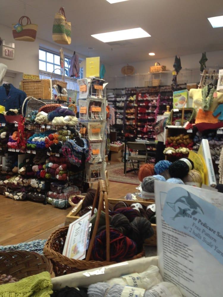 Fiber Arts Yarn Shop