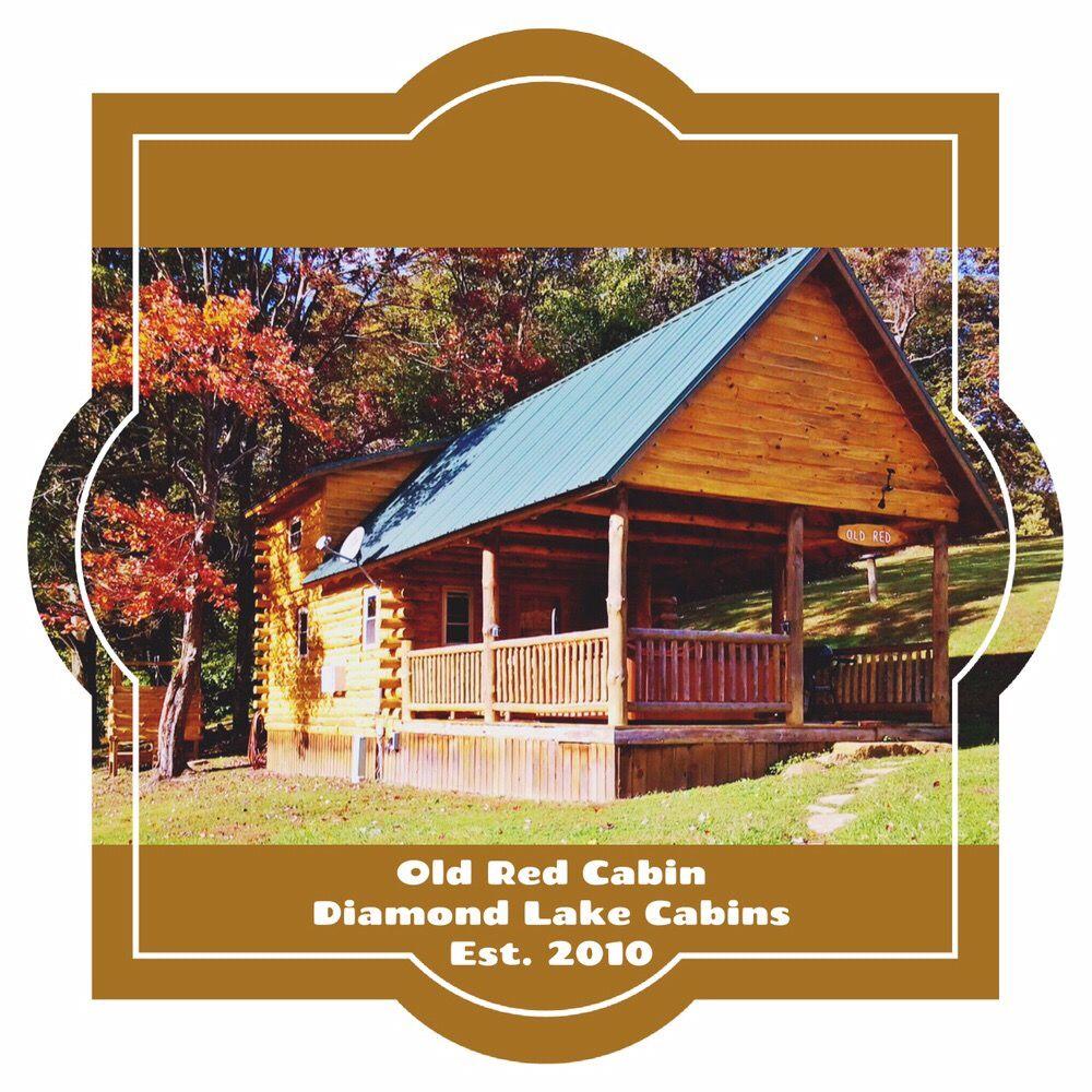 Diamond Lake Cabins: 9129 Diamond Rd, Scio, OH