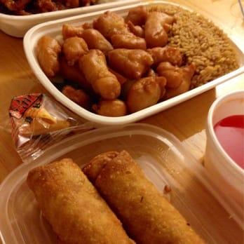 Hillsborough St Chinese Food