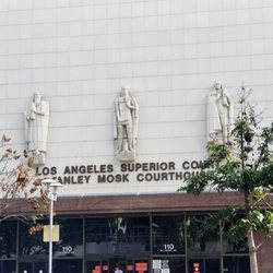 LA County Superior Court - Stanley Mosk Courthouse - 122