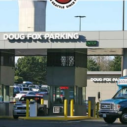 Doug fox parking seatac