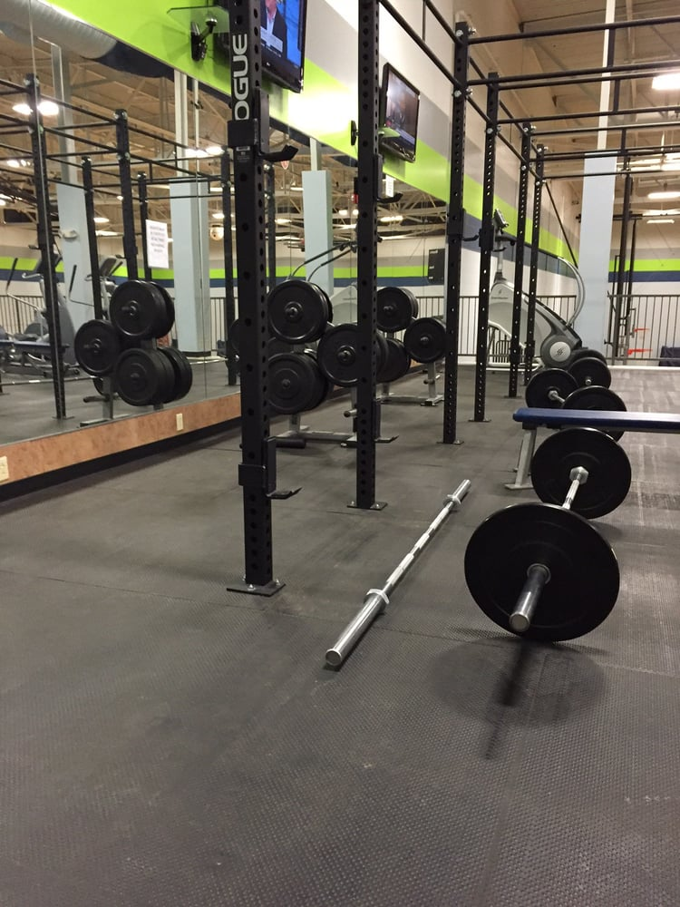 Otto Physical Fitness Center: 90 Abel St, Fort Knox, KY