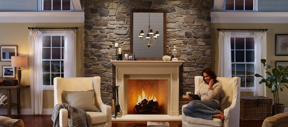 Photos for Home Living Fireplaces - Yelp