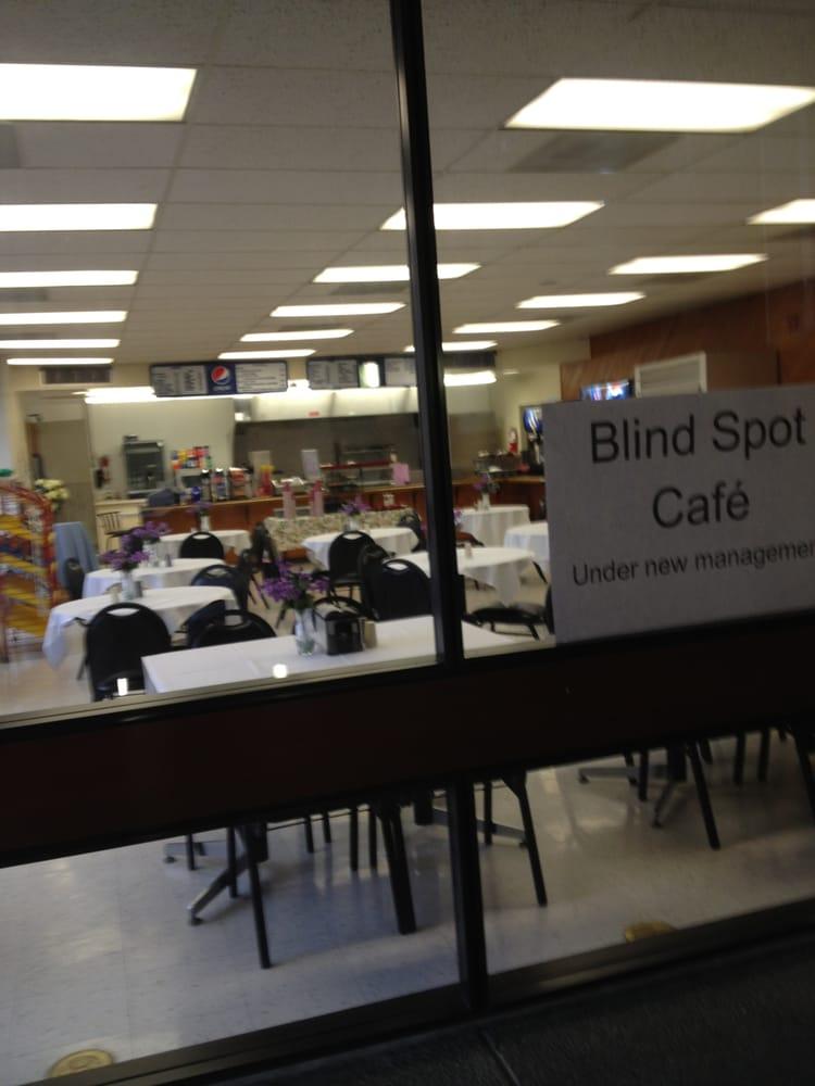 Image result for blind spot cafe
