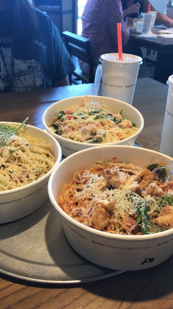 Piada Street Food Lunch