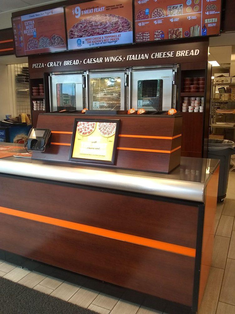 Little Caesars Pizza: 305 Navajo Blvd, Holbrook, AZ