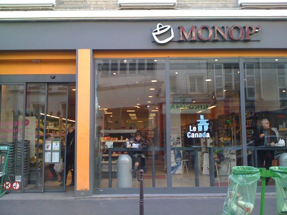 monoprix supermarkets 62 rue de la roquette bastille. Black Bedroom Furniture Sets. Home Design Ideas