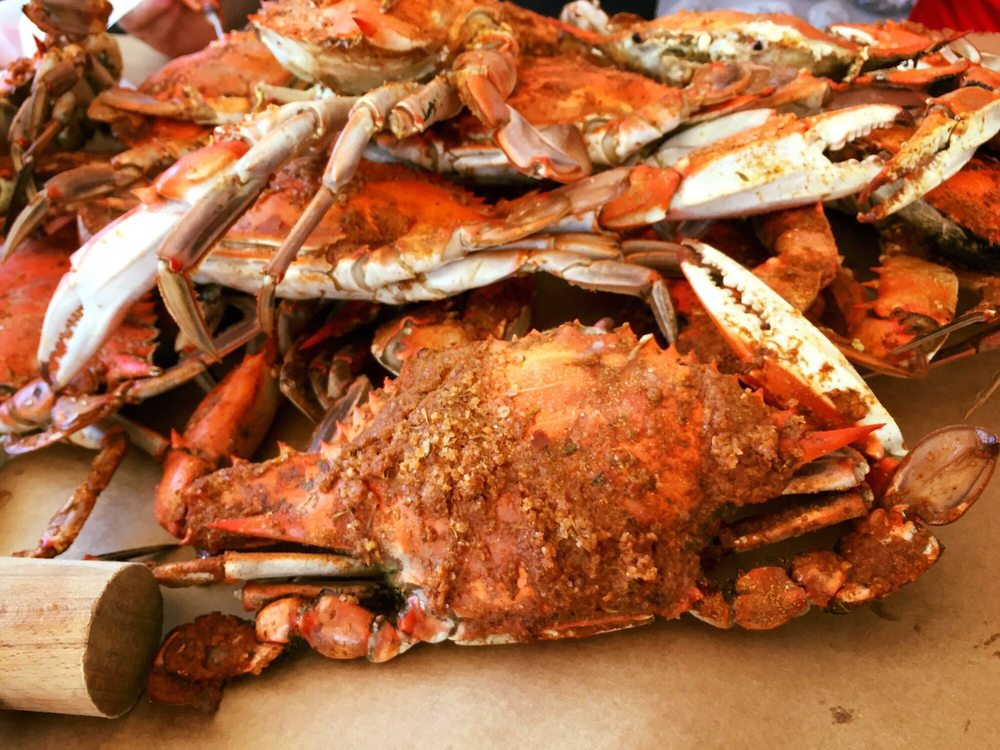 Waterman's Crab House: 21055 Sharp St, Rock Hall, MD