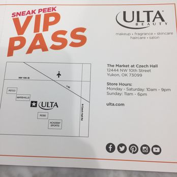 Ulta Beauty - Cosmetics & Beauty Supply - 12444 NW 10th St, Yukon ...