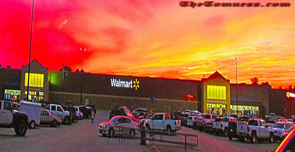 Walmart Supercenter: 2500 Daniel Mccall Dr, Lufkin, TX