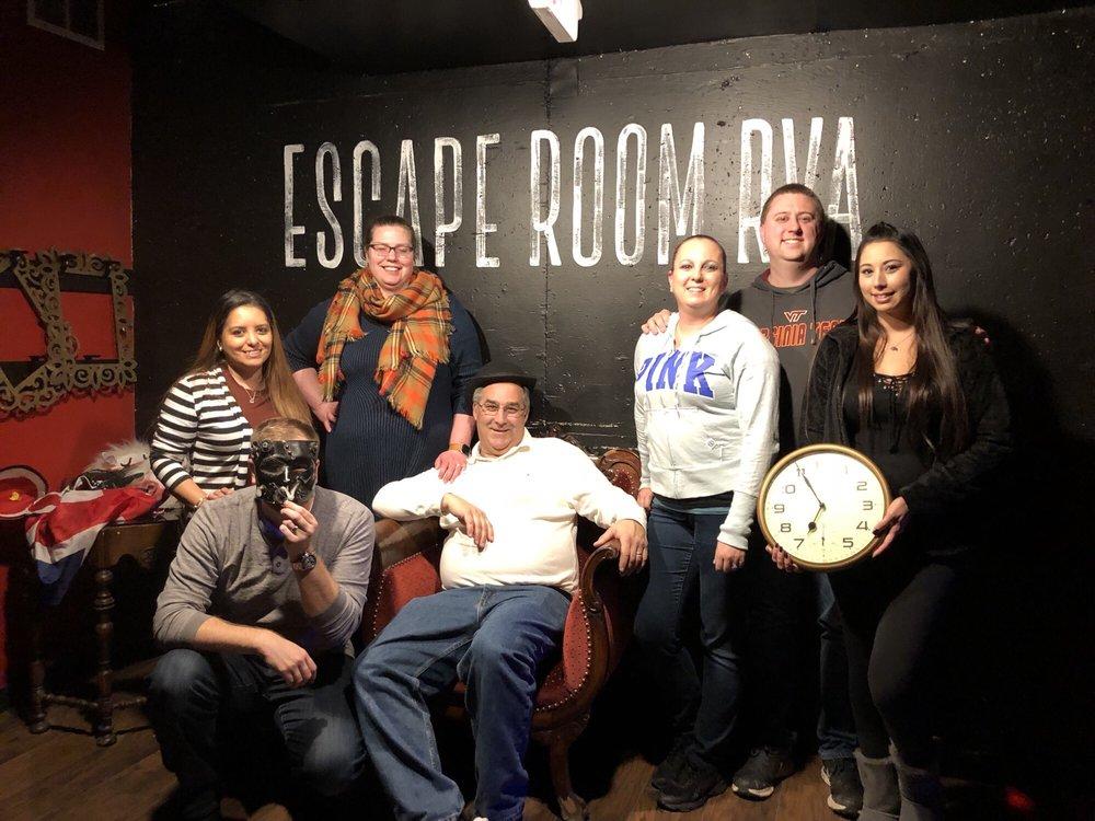 Escape Room RVA: 7025 Three Chopt Rd, Richmond, VA