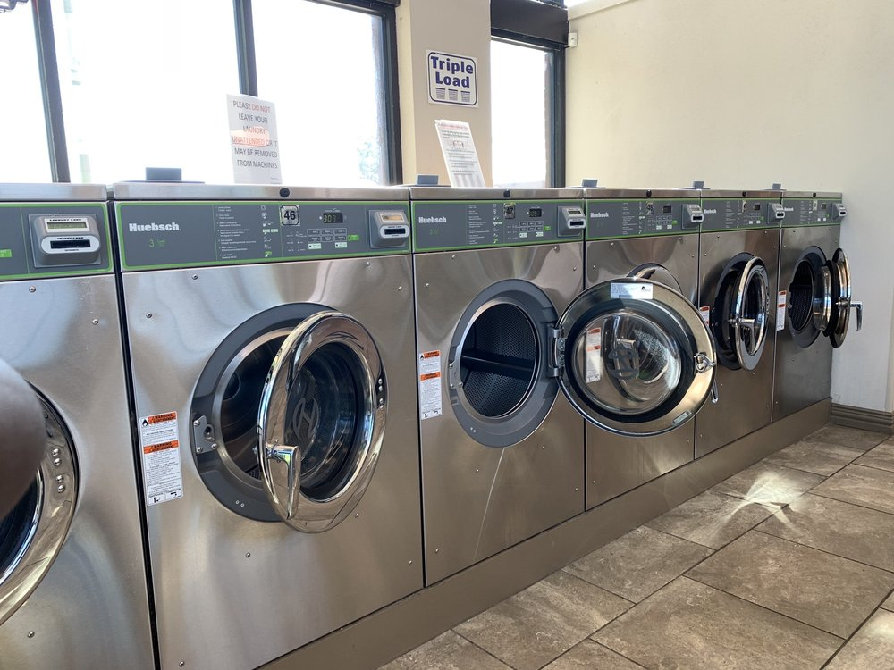 The Laundry Room Laundromat: 747 S MacArthur Blvd, Coppell, TX