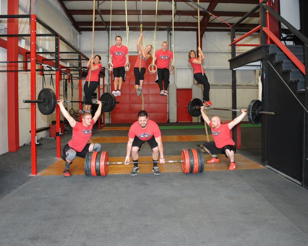 Guilford CrossFit: 387 Soundview Rd, Guilford, CT