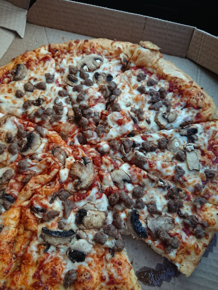 Domino's Pizza: 1010 S Madison St, Webb City, MO
