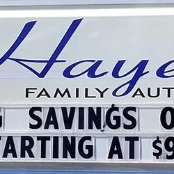 Hayes Auto Watertown Wi >> Hayes Family Auto 25 Photos Auto Repair 731 W Main St