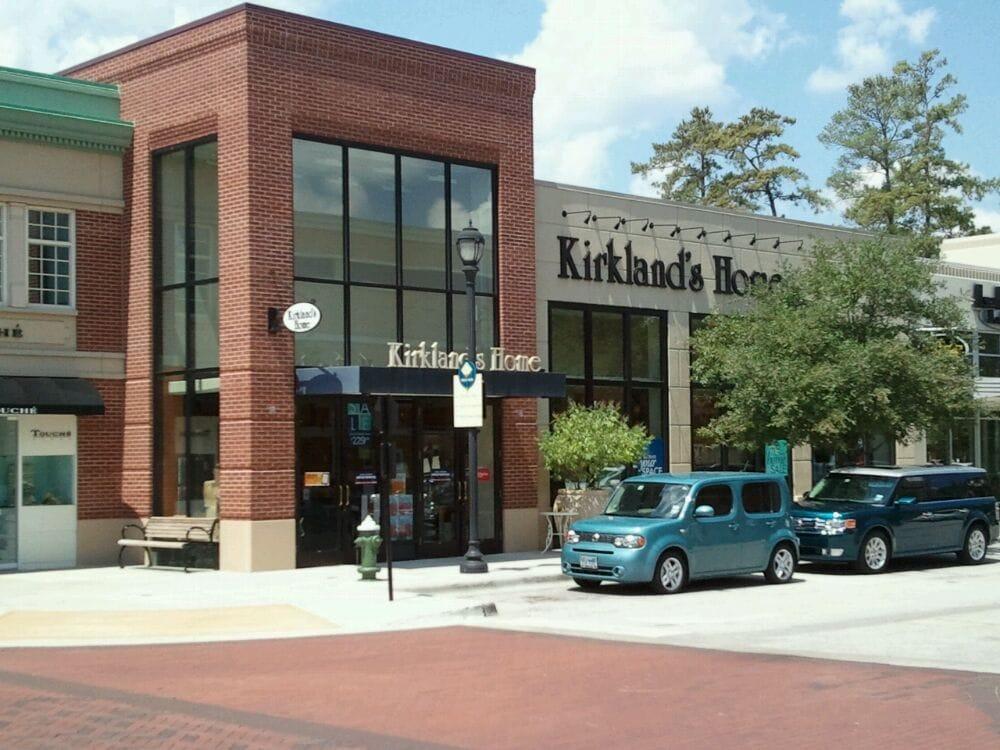 Kirkland s chiuso oggettistica per la casa 9595 six for Calcare di piani casa texas