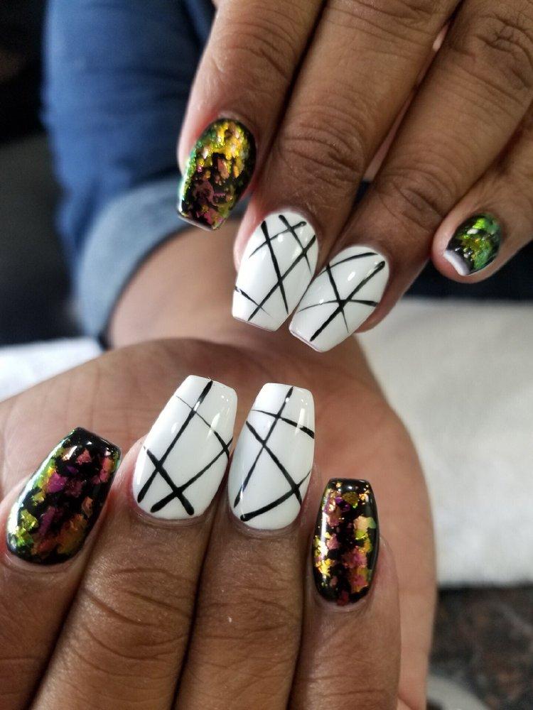 Infinity Nails - 86 Photos & 21 Reviews - Nail Salons - 1020 Green ...