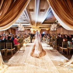 Photo Of Concorde Banquets Kildeer Il United States Elegant Wedding Ceremony Decor