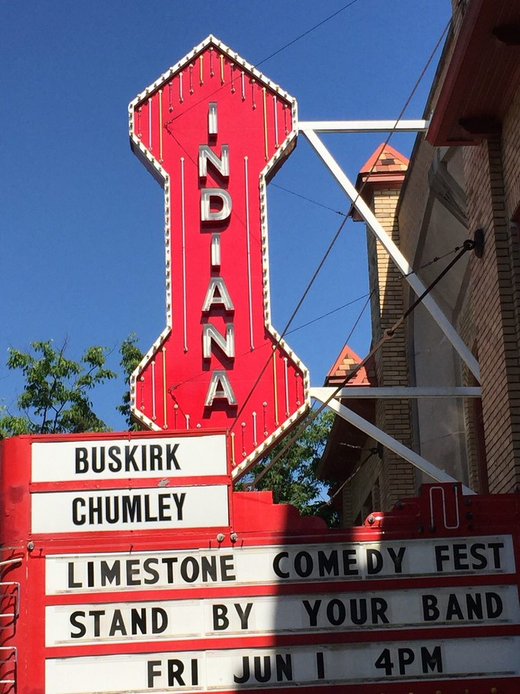 Buskirk-Chumley Theater: 114 E Kirkwood Ave, Bloomington, IN
