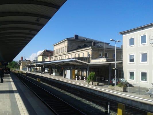 Hauptbahnhof Bayreuth