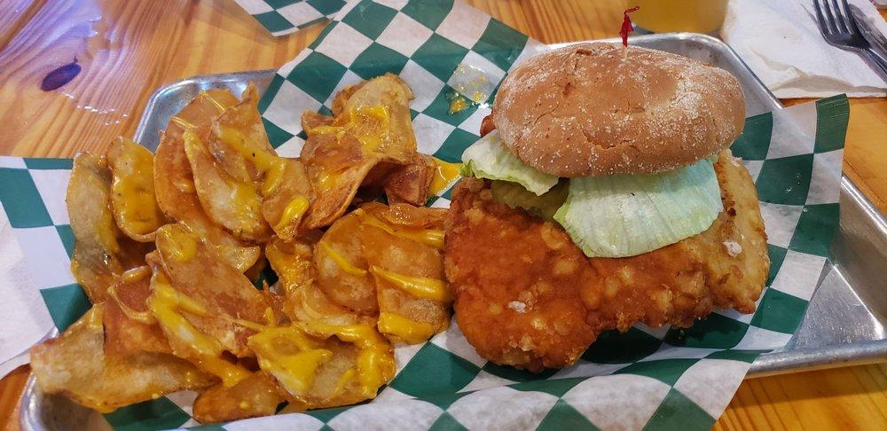 Green River Tavern: 155 W Mills St, Columbus, NC