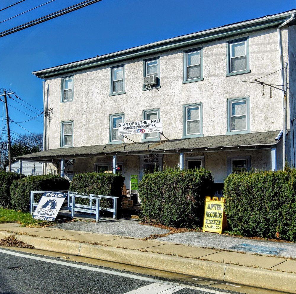 Jupiter Records: 2200 Marsh Rd, Wilmington, DE