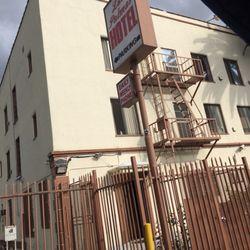 Photo Of Las Palmas Hotel Los Angeles Ca United States Where They
