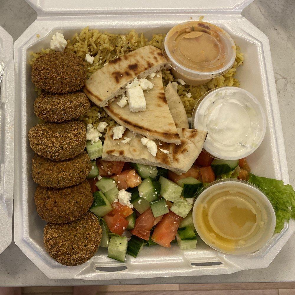 Karam's Grill: Des Moines, IA