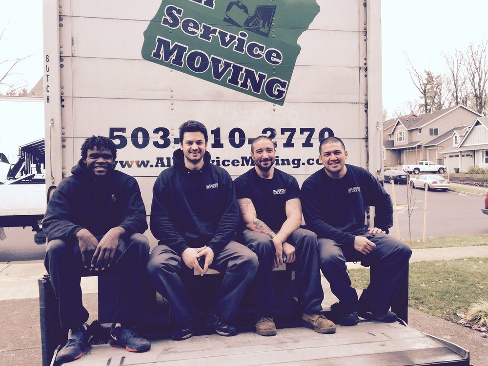 All Service Moving: 747 S Monroe St, Seattle, WA