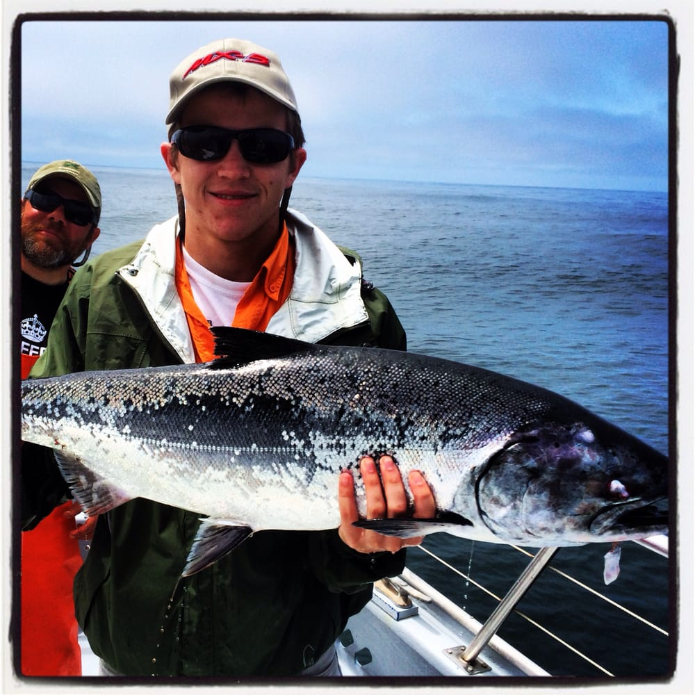 Sundance six pack salmon yelp for Emeryville fishing report