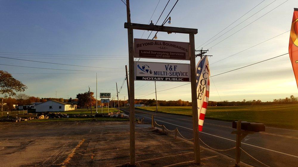 V & F Multi-Service - Biglerville: 3195B Biglerville Rd, Biglerville, PA