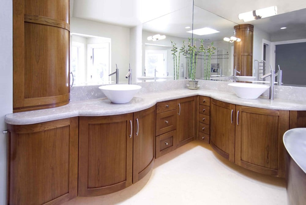 custom curved bathroom cabinets in tiburon ca yelp