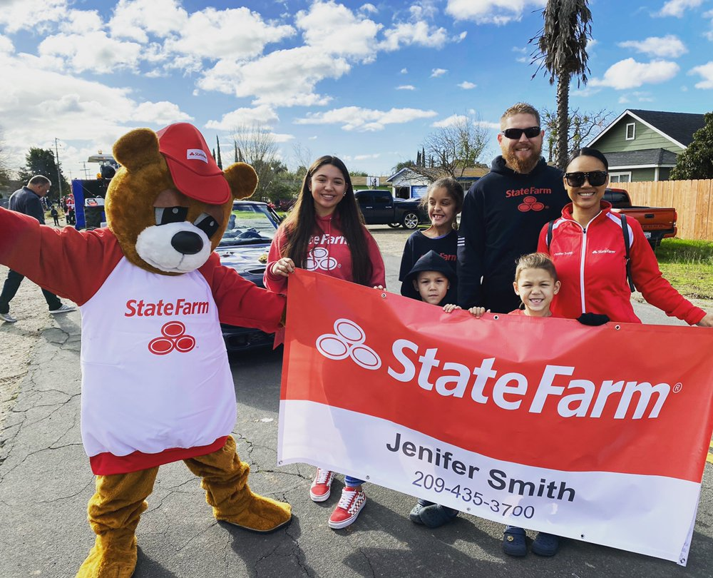 Jenifer Smith - State Farm Insurance Agent: 15370 S Harlan Rd, Lathrop, CA
