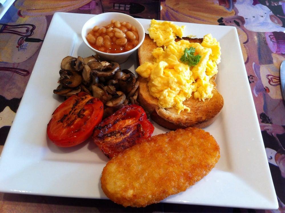 Vegetarian Big Breakfast, Sears Cafe - Yelp