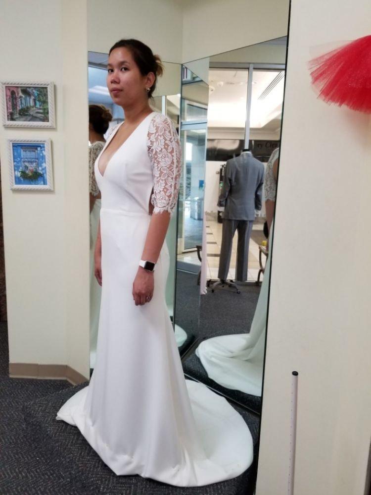 Wedding Dress Alterations Yelp