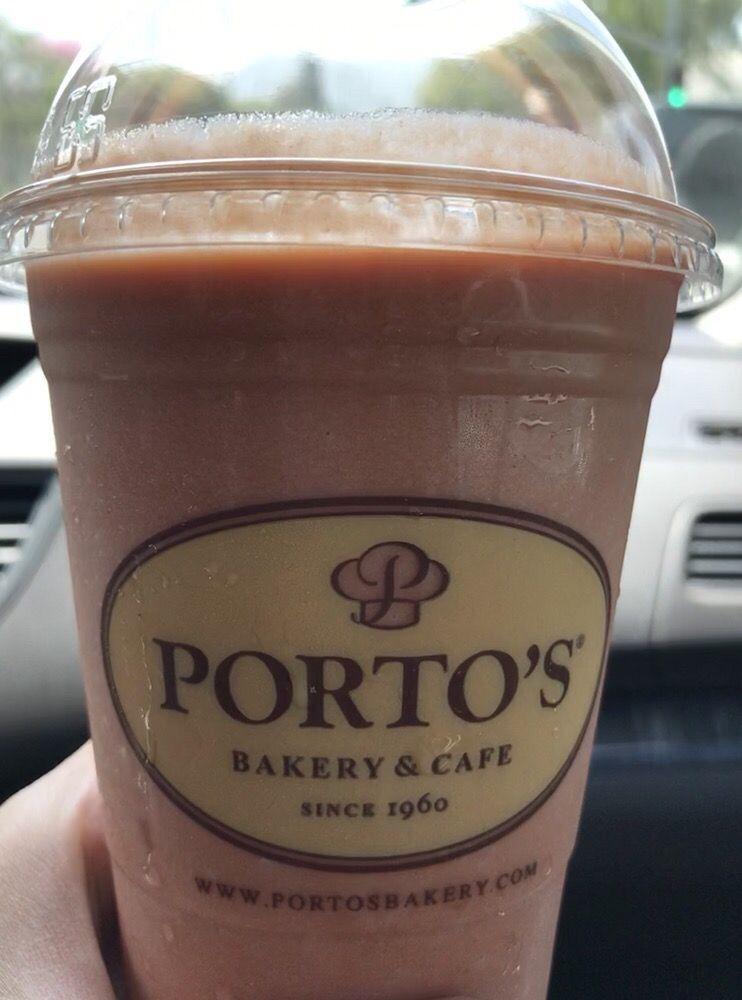 Mamey shake (tastes like sweet potato) = my husband was
